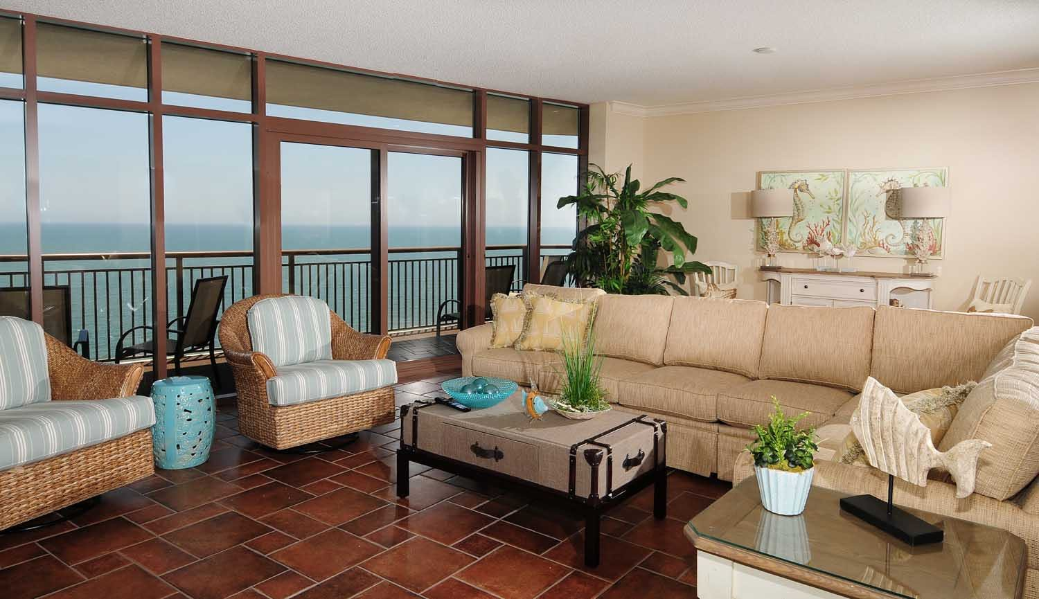 Prime North Beach Plantation 5 Bedroom Oceanfront Charleston Condo Home Interior And Landscaping Ologienasavecom