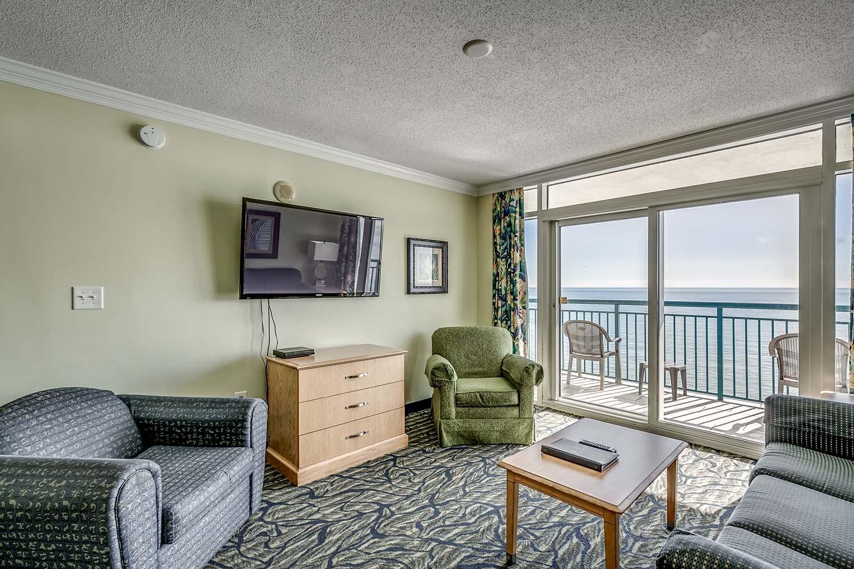 Paradise Resort 4 Bedroom Oceanfront Condo Myrtle Beach Condos Vacation Rentals
